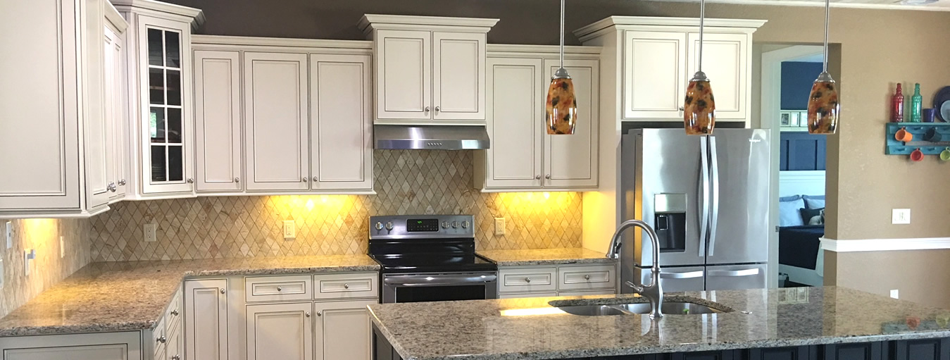 Cabinets Painting